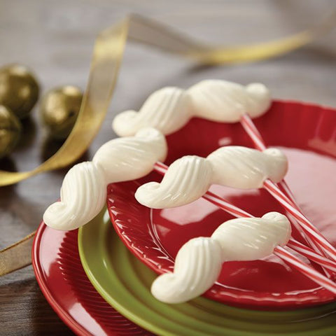 Wilton - Santa's Moustache Lollipop Mould