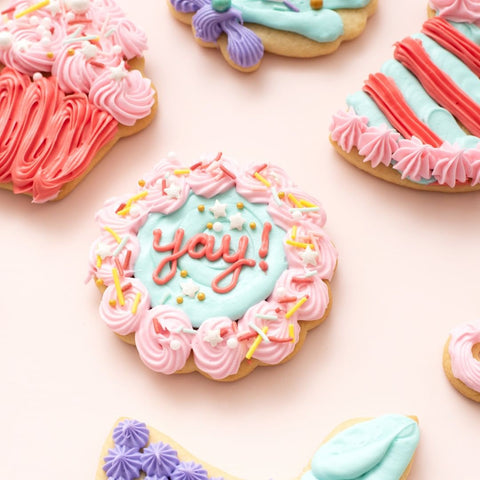 Sweet Sugarbelle - Cookie Cutter & Stamp Set - Words