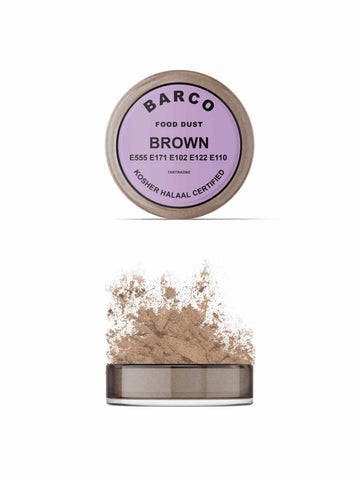 Barco - Lilac Label Paint Or Dust