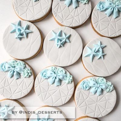Caking It Up - Cookie Stencil - Prism