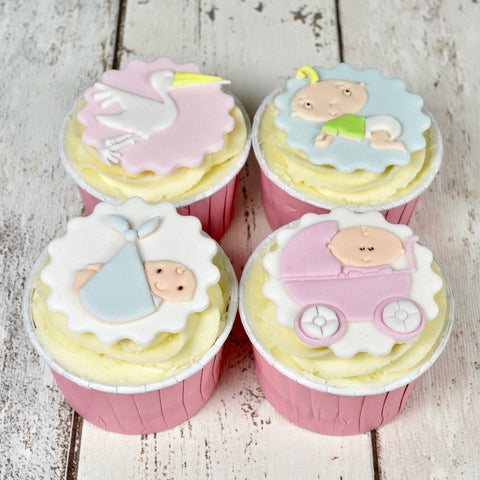 FMM Sugarcraft - Adorable Baby Cutter Set