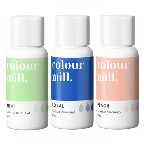Colour Mill - Oil Based Food Colouring