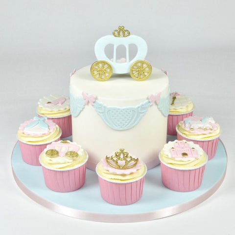 FMM Sugarcraft - Fairy Tale Motifis Cutter Set