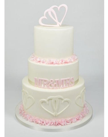 FMM Sugarcraft - Entwined Hearts Cutter