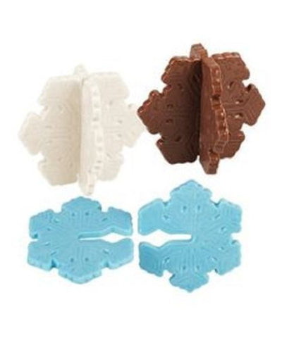 Wilton - Snowflakes Candy Mould