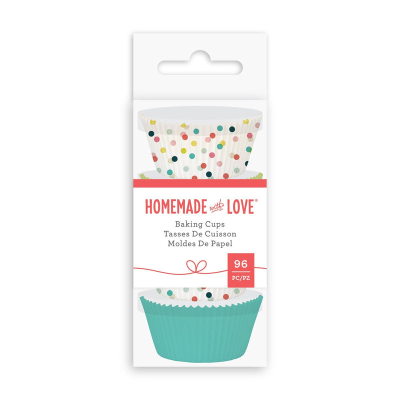 Homemade With Love - Mini Baking Cups Party