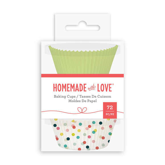 Homemade With Love - Baking Cups Party