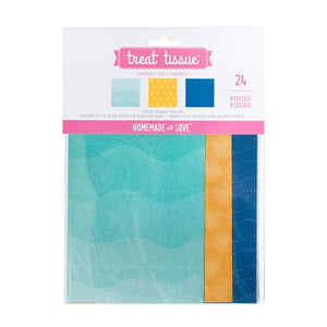 Homemade With Love - Treat Tissue Paper Summer 2 (24 pack)