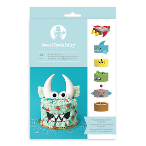 Sweet Tooth Fairy - Cake Face Kit - Imagine It (23 pieces)