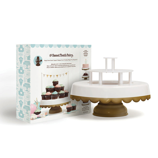 Sweet Tooth Fairy - Cake Stand - Magic Sweet Stand - Gold