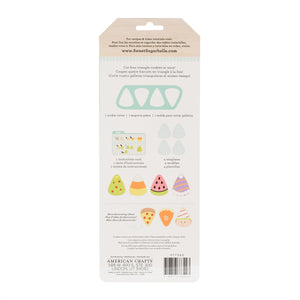 Sweet Sugarbelle - Cookie Cutters - Triangle Multi