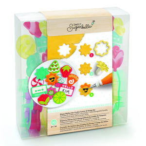 Sweet Sugarbelle - Shape Shifter Cookie Cutter & Stamp Set - Everyday (29 pieces)