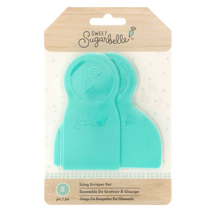 Sweet Sugarbelle -  Icing scraper Set (2 pieces)