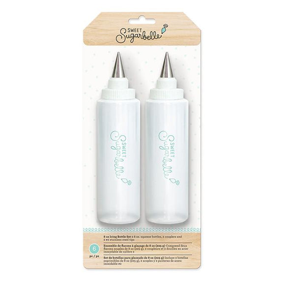 Sweet Sugarbelle - Icing Bottle Set 8oz