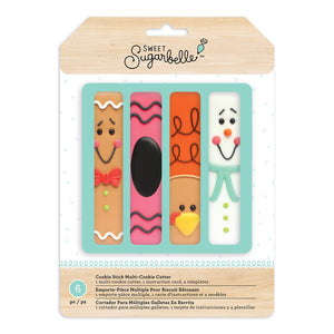 Sweet Sugarbelle - Cookie Stick Multi-Cookie Cutter
