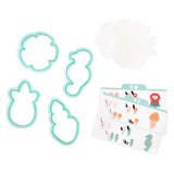 Sweet Sugarbelle - Shape Shifter Cookie Cutter Set - Summer Set (4 pieces)