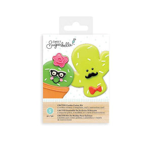 Sweet Sugarbelle - Specialty Cookie Cutters - Cactus (2 pieces)
