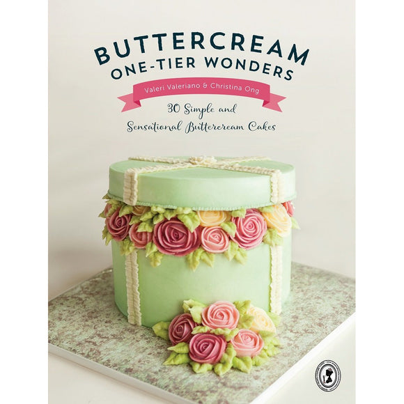 Buttercream One-Tier Wonders