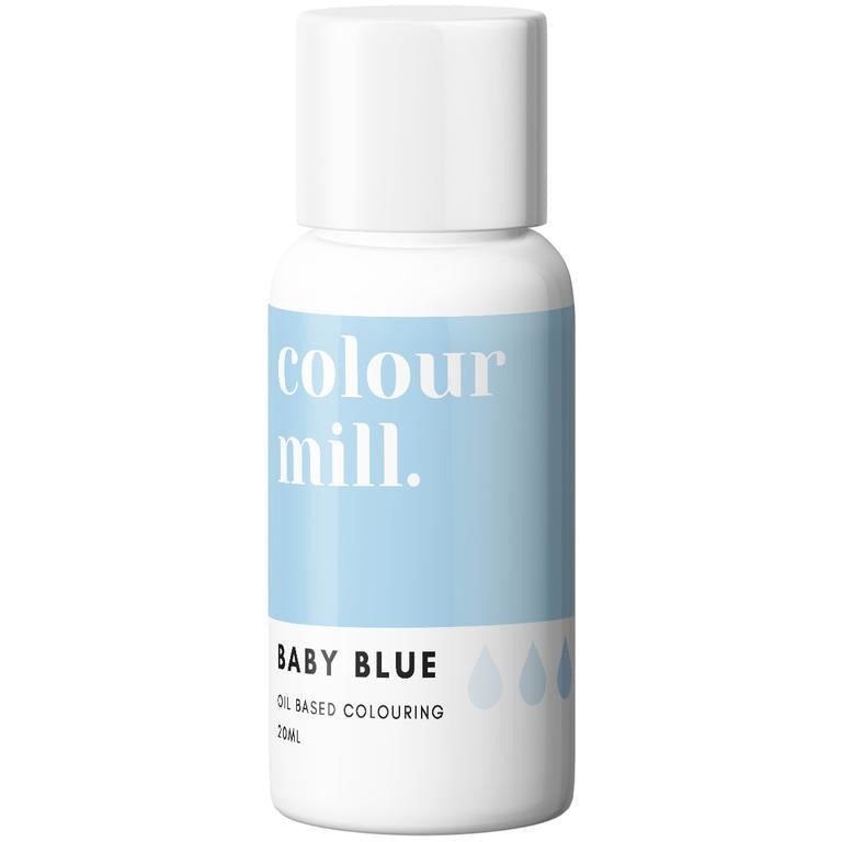 Colour Mill - Oil Based Food Colouring BABY BLUE