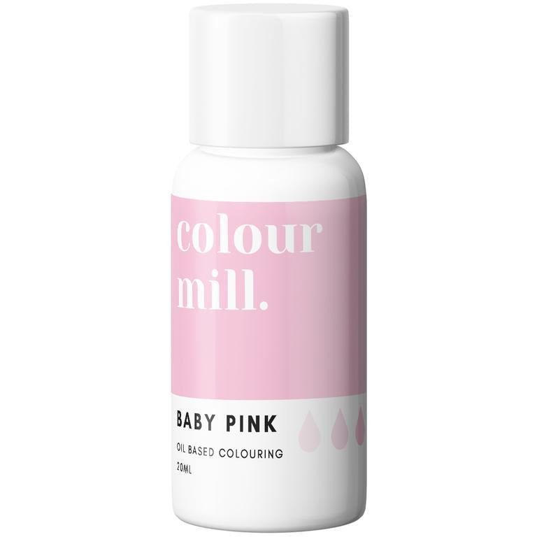 Colour Mill - Oil Based Food Colouring BABY PINK