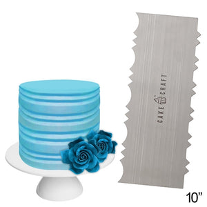 Cake Craft - Buttercream Comb - Colonial 10 Inch