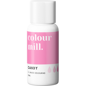 Colour Mill - Oil Based Food Colouring CANDY