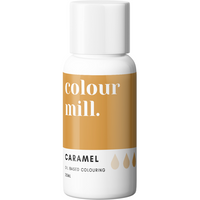 Colour Mill - Oil Based Food Colouring CARAMEL