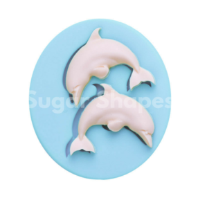 Sugar Shapes - Silicone Mould Dolphin