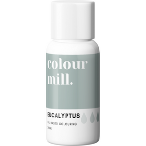 Colour Mill - Oil Based Food Colouring EUCALYPTUS