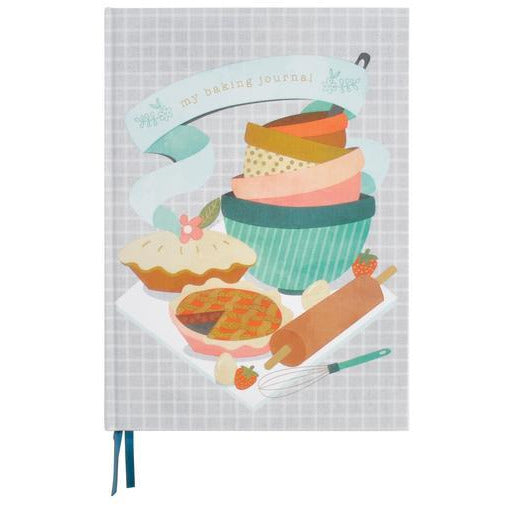 K Style - Baking Journal - Sweets