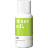 Colour Mill - Oil Based Food Colouring LIME