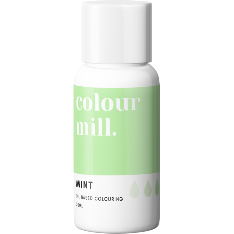 Colour Mill - Oil Based Food Colouring MINT