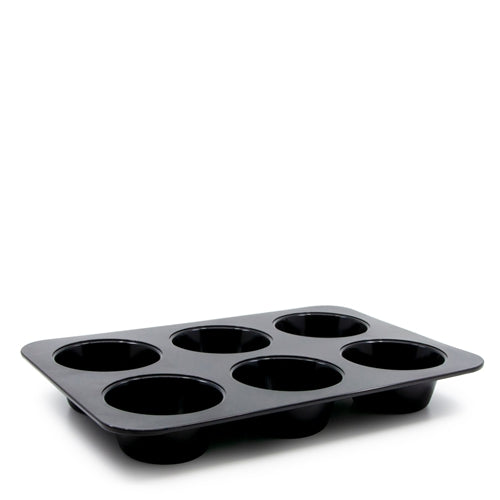 Salt & Pepper Sunday BakeMuffin Pan - 6-Cup