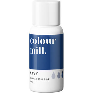 Colour Mill - Oil Based Food Colouring NAVY