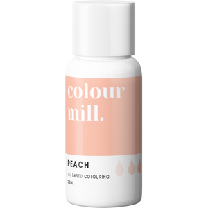 Colour Mill - Oil Based Food Colouring PEACH