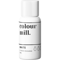 Colour Mill - Oil Based Food Colouring WHITE