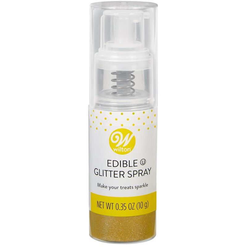 Wilton - Edible Glitter Spray GOLD