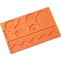 Wilton - Flower and Gum Paste Silicone Mould Global
