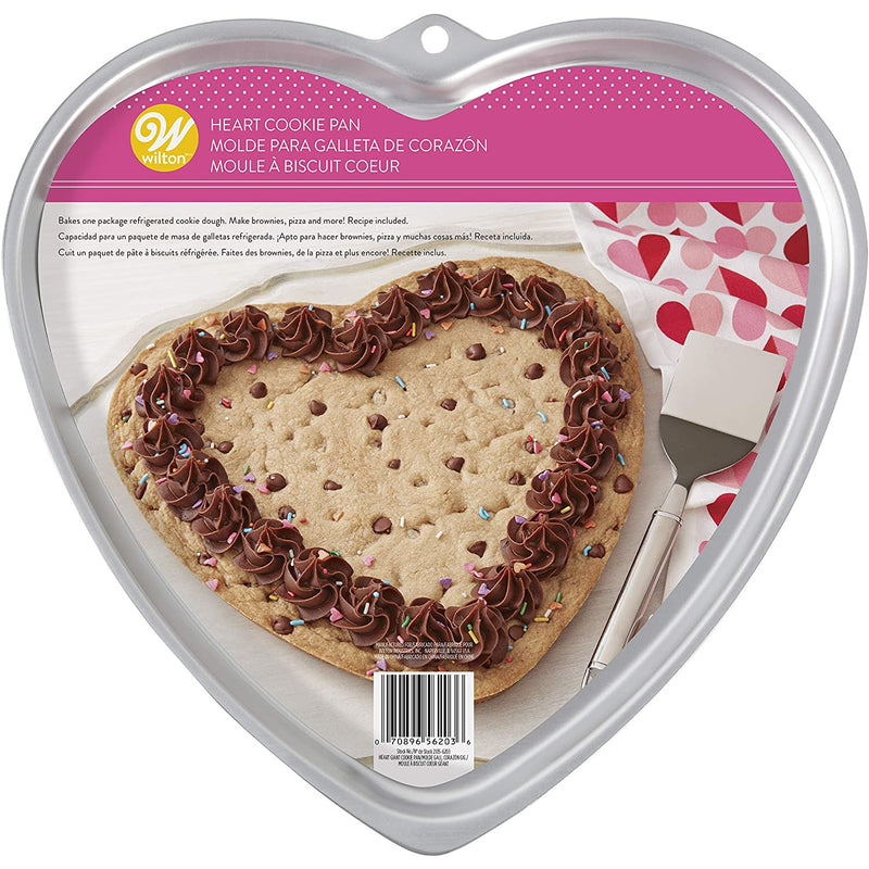 Wilton - Giant Heart Cookie Pan