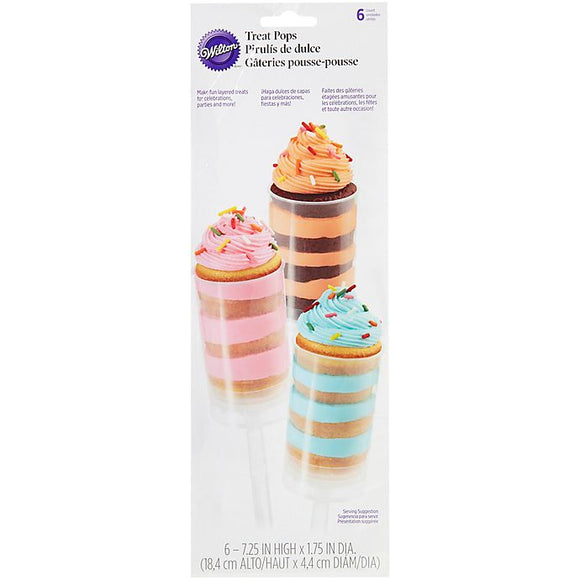 Wilton - Treat Pops Kit 6pc