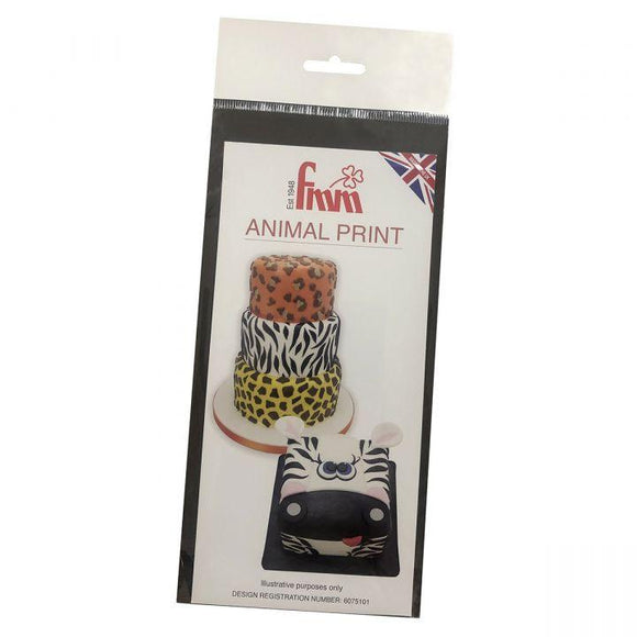 FMM Sugarcraft - Animal Print Cutter