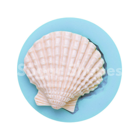 Sugar Shapes - Silicone Mould Seashell Medium