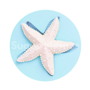 Sugar Shapes - Silicone Mould Starfish Large