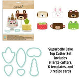 Sweet Sugarbelle - Specialty Cookie Cutters - Cake Topper Set (6 pieces)