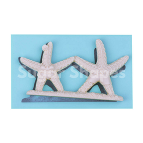 Sugar Shapes - Silicone Mould Starfish Bride & Groom