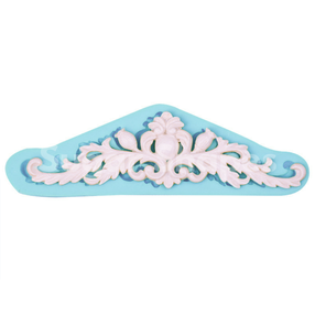 Sugar Shapes - Silicone Mould Baroque 3
