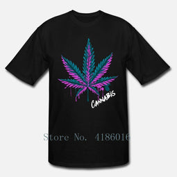 Cannabises Leaf Cannabis Grass Weed Gift T Shirt-Lucky Chuckie dc
