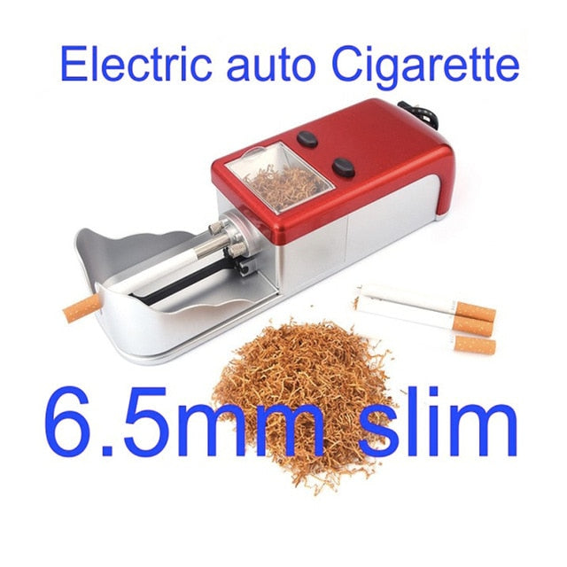 Automatic Cigarette Rolling Machine-Lucky Chuckie dc