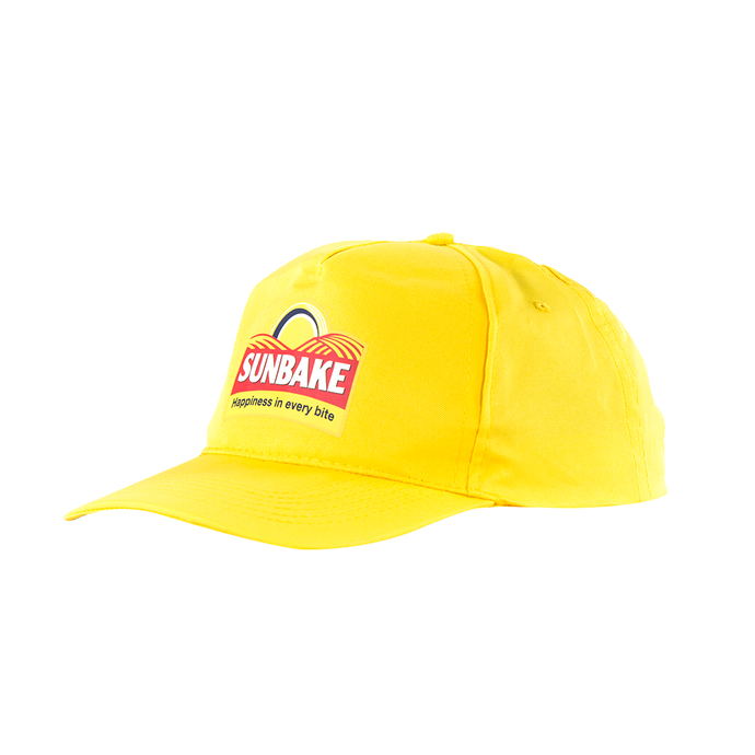5 - Panel Cotton Cap