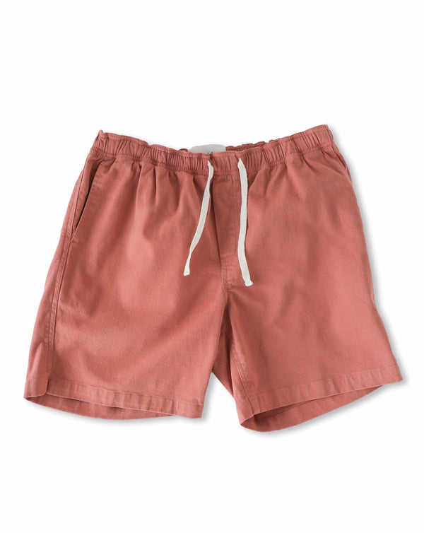 Drawstring Shorts - Dusty Rose